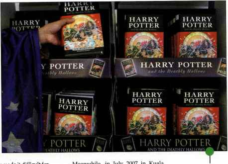 Story Asda And Harry Potter Books