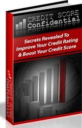Credit Score Confidential