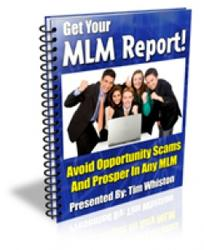 Get Your MLM Report