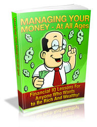 Managing Your Money At All Ages