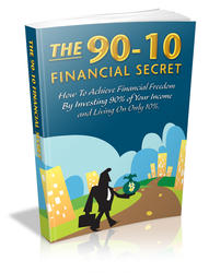 The 90-10 Financial Secret