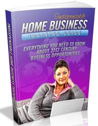 Home Business Training Guide