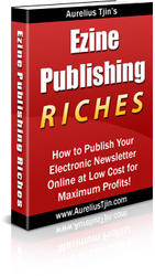 Ezine Publishing Riches