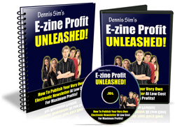Ezine Profit Unleashed Audio