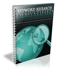 Keyword Research Demystified