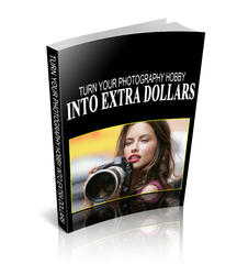 Turn Your Photography Hobby Into Income