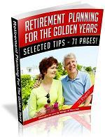 Retirement Planning For The Golden Years