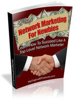 Network Marketing For Newbies