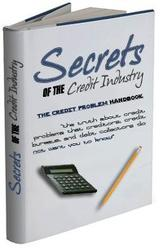Secrets of the Credit Industry