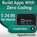 Appszero - Build Mobile Apps With Zero Coding