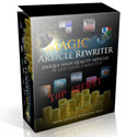 Write 100s of Unique Articles in Less Than 5 Minutes with Magic Article Rewriter