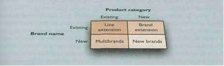 Brand Strategy Line Extension